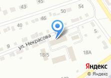 Компания «Черногорскпесок» на карте