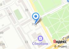 Компания «Черногор» на карте
