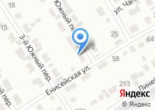 Компания «ТЭМ-Абакан» на карте