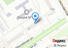 Компания «Пусан» на карте
