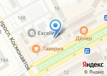 Компания «За копейку» на карте