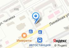 Компания «ТехноСоюз» на карте