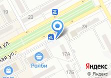 Компания «Смирновский хлеб» на карте