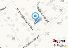 Компания «КрасЕвроСтрой» на карте