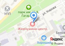 Компания «Жемчужина-Центр» на карте