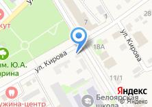 Компания «Алтайская районная коллегия адвокатов» на карте