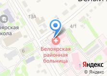 Компания «Аптечный пункт №6» на карте