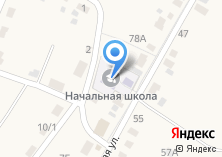 Компания «Усть-Ташебинская начальная общеобразовательная школа» на карте