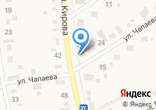 Компания «Восход-4» на карте