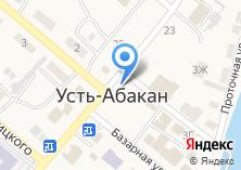 Компания «Магазин продуктов на Базарной» на карте