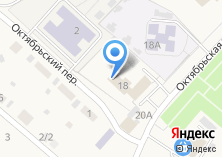 Компания «Межмуниципальный отдел МВД России» на карте