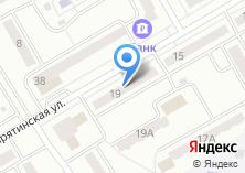 Компания «Российский сельскохозяйственный центр» на карте