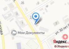 Компания «Восход-3» на карте