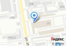 Компания «Абаканская Единая Диспетчерская Служба грузоперевозок и грузчиков» на карте