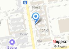 Компания «МаВР» на карте