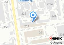Компания «Оптовый склад кондитерских изделий» на карте