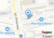 Компания «Диёра» на карте