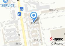 Компания «Santek» на карте