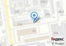 Компания «Фруктов» на карте