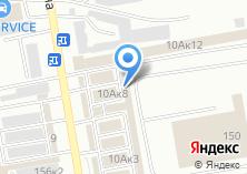 Компания «Мастер ламината» на карте