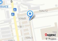 Компания «Посудный рай» на карте