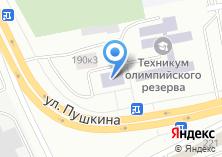 Компания «ХакИБ» на карте