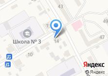 Компания «Магазин продуктов на ул. 30 лет Победы» на карте