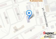 Компания «Православная гимназия им. Святителя Иннокентия Московского» на карте