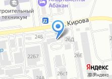 Компания «АвтоMax» на карте