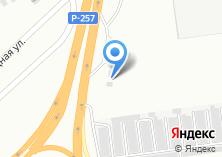 Компания «Шиномонтажная мастерская на ул. Итыгина» на карте