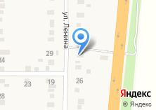 Компания «Баня на ул. Ленина» на карте