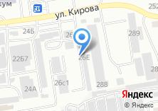 Компания «Фадейка» на карте