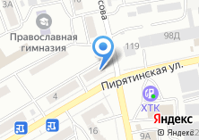 Компания «Тинатин» на карте