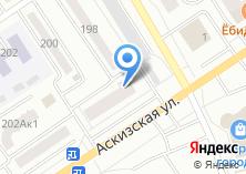 Компания «Строящийся жилой дом по ул. Аскизская» на карте