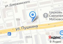 Компания «Лестницы Сибири» на карте