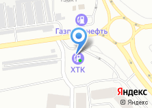 Компания «25 часов» на карте
