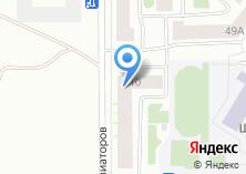 Компания «Nirvana» на карте