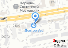 Компания «Салон мебели ассорти» на карте