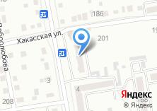 Компания «Стальконструкция» на карте