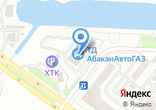 Компания «Автостоянка на ул. Северный проезд» на карте