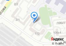 Компания «Государственная инспекция по надзору за техническим состоянием самоходных машин и других видов техники Республики Хакасия» на карте