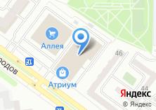 Компания «Тесинский МПК» на карте
