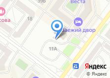 Компания «Автокомплекс-М1» на карте