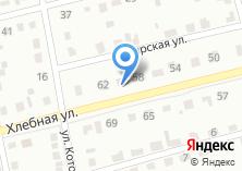 Компания «Автосервис на Хлебной» на карте