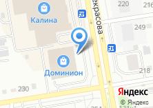 Компания «Сильвер» на карте