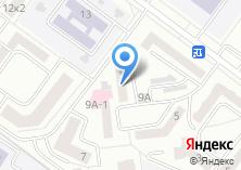 Компания «ZOOВЕТ» на карте