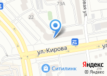 Компания «Потолок-Сервис» на карте