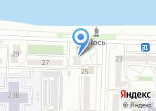Компания «Водозабор» на карте