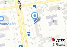 Компания «Арт-керамика сеть магазинов керамической плитки» на карте