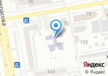 Компания «Детский сад №48 Золушка» на карте